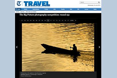 The Telegraph: The Big Picture (17.04.2013)