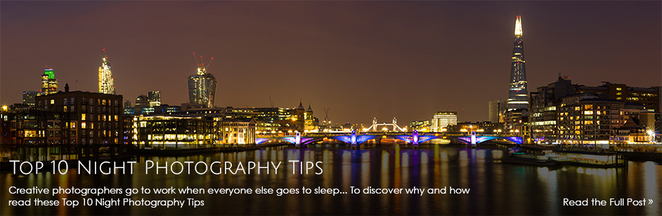 Top 10 Night Photography Tips